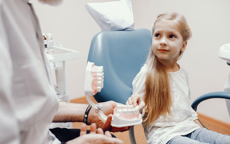 Детская стоматология на Елизаровской